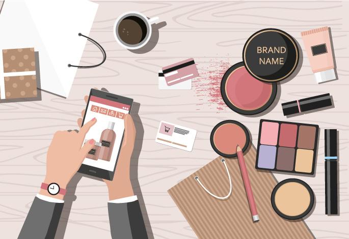 Webマーケティングのシナリオ 例 化粧品