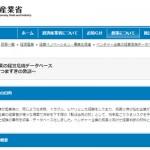 倒産・経営危機の具体例を公開する経産省データベースサイト